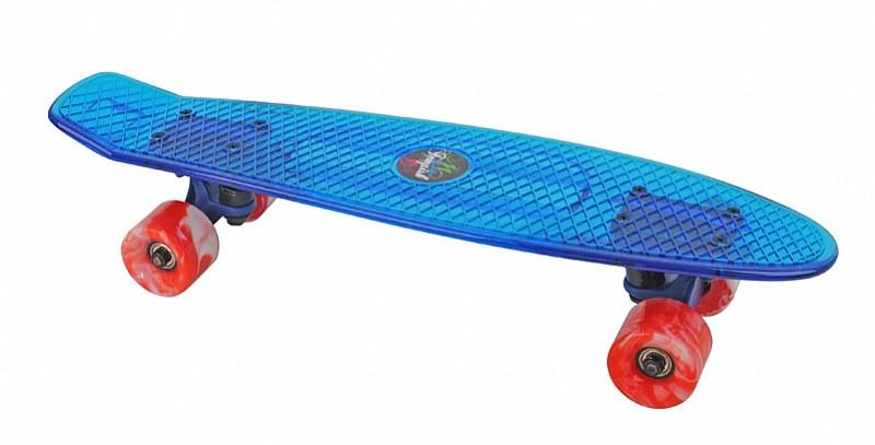 028dc49d5 skateboard Tempish BUFFY STAR modrý   Outdoorové vybavení dostupné ...