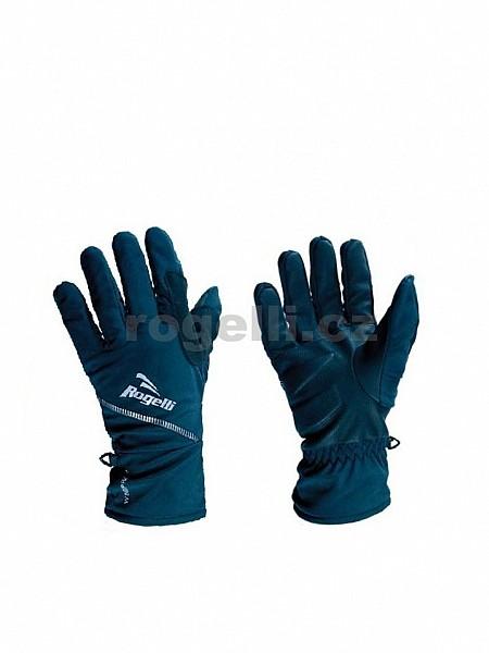 3b64bc985c8 rukavice Rogelli WINDSOR zimní softshell černé