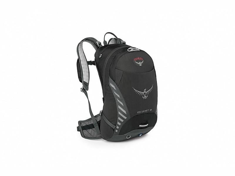 batoh + pláštěnka OSPREY ESCAPIST 18 černý  2748c5097d