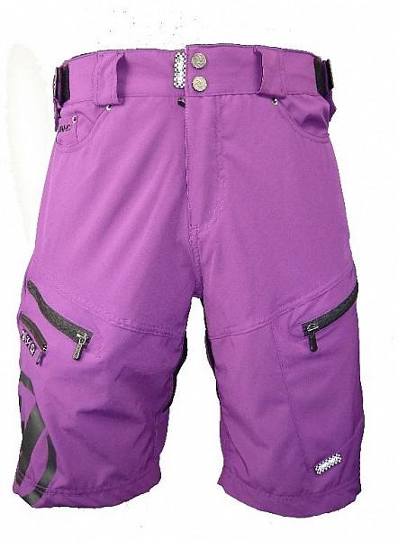 kalhoty krátké pánské HAVEN NAVAHO fialové XL