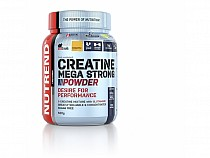 nápoj Nutrend Creatine Mega Strong Powder 500g ananas