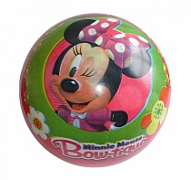 míč gumovy Minnie Boutique 23cm