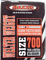 "duše MAXXIS Welter 28""x1.00-1.25 (25/32-622) FV/60mm"