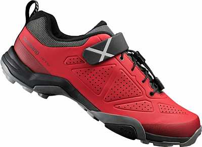 boty Shimano SH-MT5 červené 106ea053eb